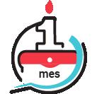 Aniversario - 1er Mes