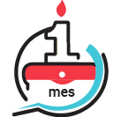 Aniversario - 1er Mes